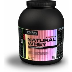 Reflex Nutrition Natural Whey 2270g