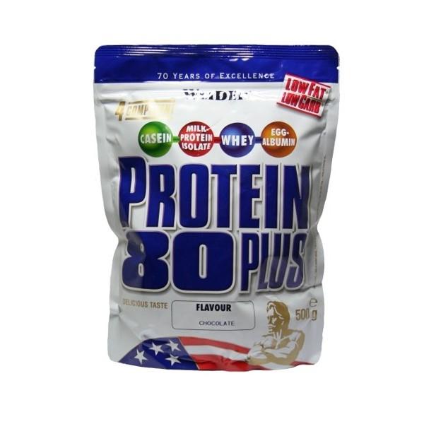 Weider Protein 80 Plus - 500g sáček pistácie
