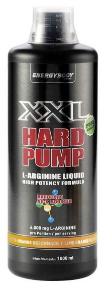 EnergyBody L-Arginine Liquid - Hard Pump 1000ml