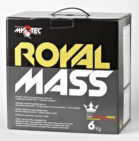 MyoTec Royal Mass 6kg + Shaker ZDARMA čokoláda