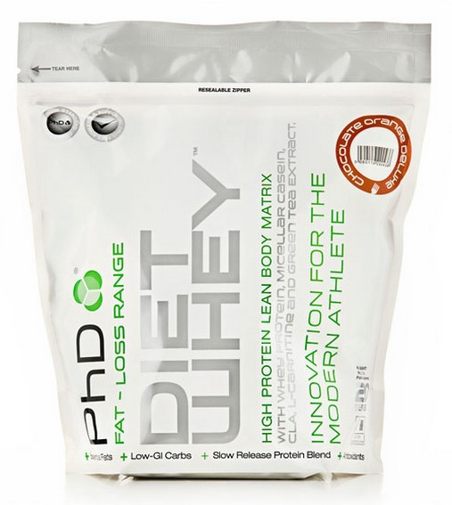 PhD Nutrition Diet Whey 1000g
