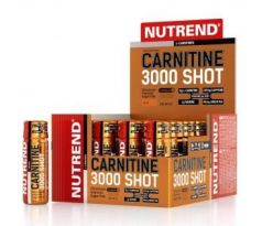 Nutrend Carnitine 3000 Shot 20x 60ml.