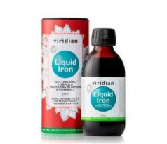 VIRIDIAN nutrition Liquid Iron 200ml.