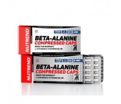 Nutrend Beta-Alanine Compressed Caps 90kapslí