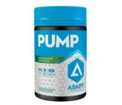 Adapt Nutrition PUMP 80 kapslí