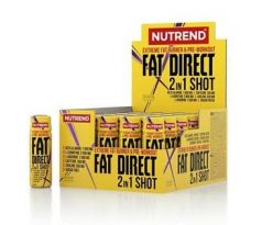 Nutrend Fat Direct Shot 20x 60 ml.
