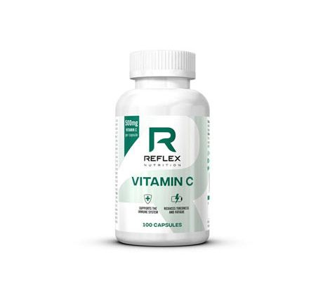 Reflex Nutrition Vitamin C 500mg  100 kapslí