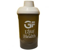GF nutrition Šejkr Made with love for Health  600 ml.