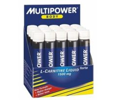 Multipower L-Carnitine 1800mg 20x25ml.